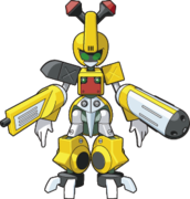 Gun-Nose Medarot DS Design.png
